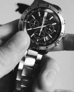 How to start in street photography image of a watch